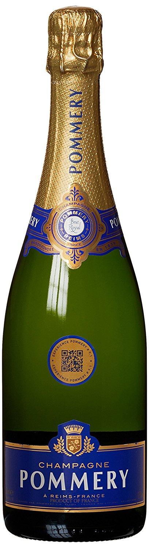 AMAZON.DE Pommery Brut Royal Champagner (1 x 0.75 l) statt EUR 27,99 nur 22,99 EUR (für PRIME Kunden)- Für Nicht-Prime Kunden 25,99 EUR inklusive Versand