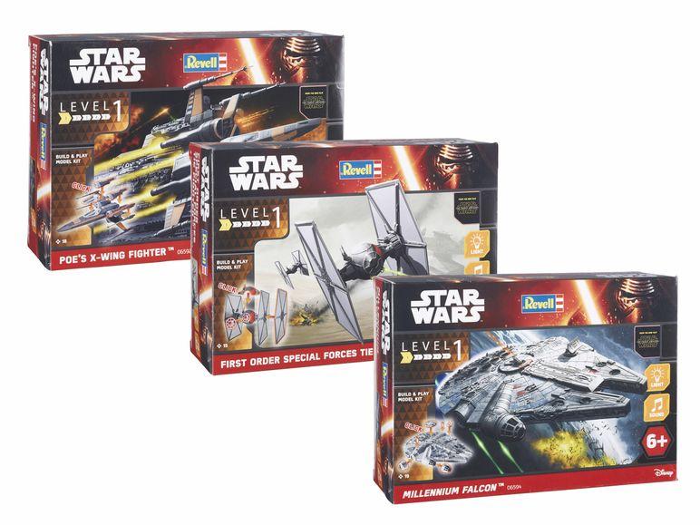 Revell Star Wars-Flugobjekte bei LIDL (-55% Rabatt)