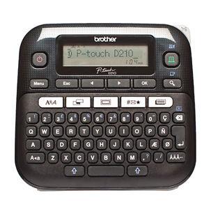 Brother P-Touch D210 für 19,99€ bei eBay - Beschriftungsgerät