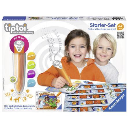 TipToi Starterset mit Stift (neue Version) mit Buchstaben Buch für 31,84€ bei [Babymarkt]