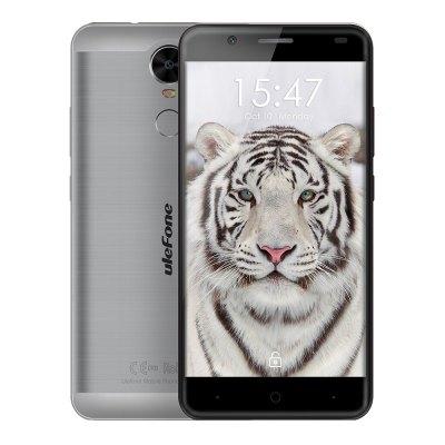 "Ulefone Tiger 4G, 5,5"", Android 6.0, 2GB RAM,16GB ROM, Dual Sim + MicroSD(erw.128GB) ,4200mAh, Gorilla Glass"