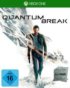 Quantum Break (Xbox One) für 23,55€ [Amazon.fr]