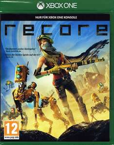(Gameware.at) ReCore (Xbox One) + DLC + Banjo Kazooie Poster 24,99€