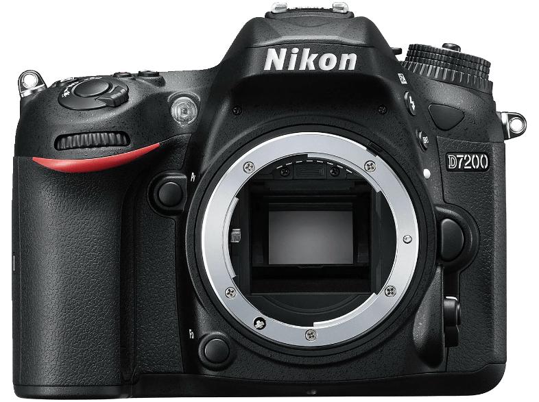Nikon D7200 Body für 899€ + 100€ Saturn Gutschein