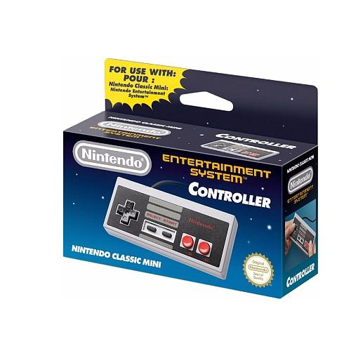 Nintendo Mini Classic Controller, VERFÜGBAR!