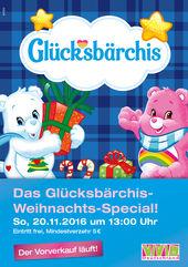 [Kinopolis Kinos] Glücksbärchis Weihnachts-Special + 5€ Verzehrgutschein für 5,50€