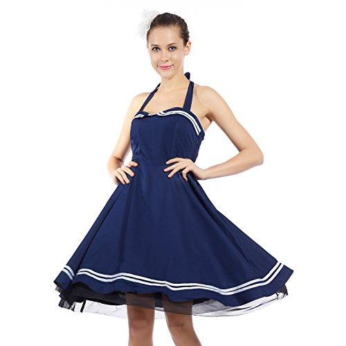 Rockabilly Damen Outfit (diverse Kleider + Perücke) für 9,60€ @ Amazon (WHD) / Prime