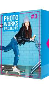Nur heute: Photo works projects 3 (Win&Mac)