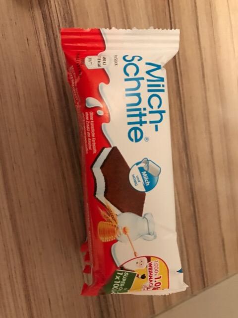 5er Pack Milchschnitte oder Joghurt Schnitte 0,50€ im Rewe Großkrotzenburg