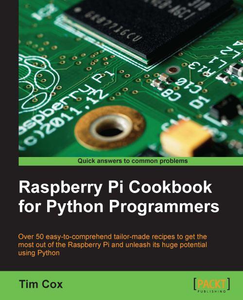 [PacktPub] Raspberry Pi Programmierung mit Python Ebook