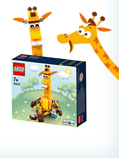 """[Toys""""R""""Us] LEGO - 40228 Geoffrey & Friends - Der """"RTL Wir helfen Kindern""""-Artikel"""