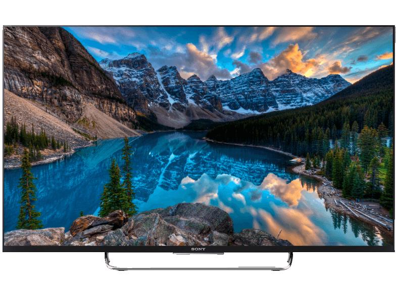 [Saturn.de] SONY KDL-55W805C  (55 Zoll), 3D, LED TV, SMART TV, EEK: A+, Full-HD 699€