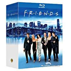 (Amazon.co.uk) Friends - Die komplette Serie (Blu-ray) für 44€