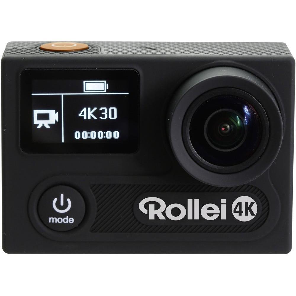 [CONRAD]Action Cam Rollei Actioncam 430 5040302 4K, Ultra HD, Full-HD, Wasserfest, Staubgeschützt IDEALO: 249€