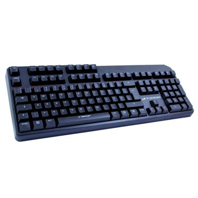 [NBB] Lioncast LK30 Mechanische Tastatur mit Beleuchtung, CHERRY Brown Switches für 92,99