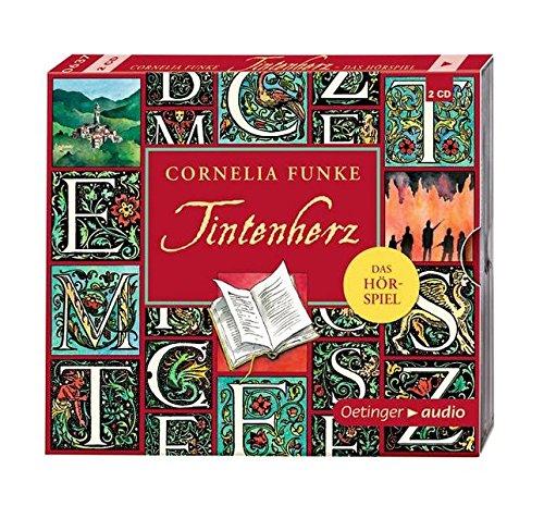 Tintenherz Hörspiel auf Doppel-CD von Cornelia Funke [Amazon prime] - Nikolaus oder Adventskalender?