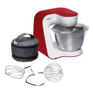 Bosch MUM54R00 Küchenmaschine in Rot mit 900W und 3,9l Schüssel [eBay WOW deltatecc]