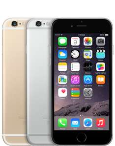 iPhone 6/6 Plus 16GB - 128GB Refurbished - groupon.nl