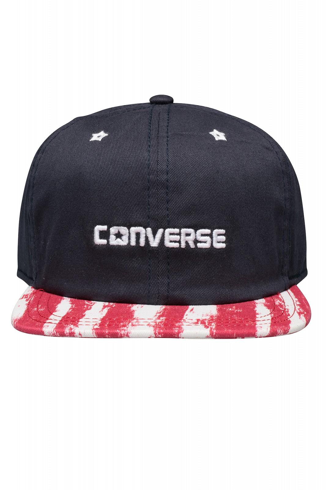 [Outlet46] Converse All Star Baseball Cap Basecap Blau CON038 inkl. VSK