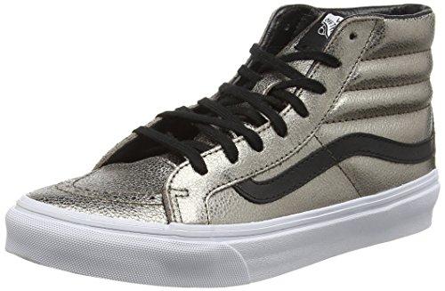 Vans Sk8-Hi Slim in Metallic/Bronze für 29,27€ inkl. Versand statt 59,90€ bei Amazon UK