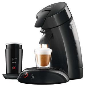 Philips Senseo Original & Milk HD7819/60 für 62,10€ bei eBay - Kaffeepadmaschine mit Milchaufschäumer