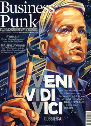 Business Punk ePaper 2 Ausgaben gratis (automatische Kündigung)