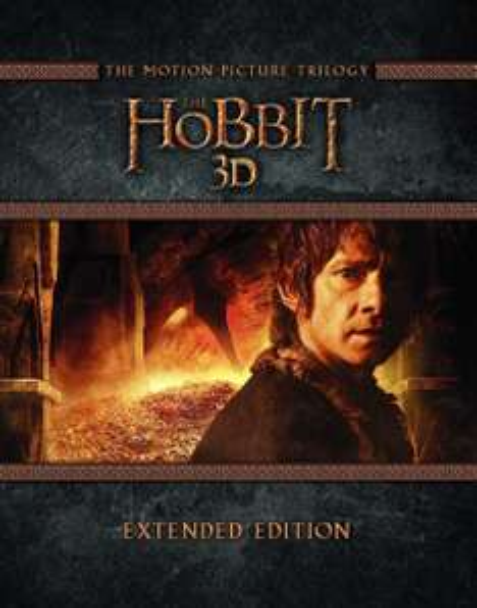 2 x Der Hobbit Trilogie - Extended Edition [3D Blu-ray] mit O-Ton inkl. Vsk für  ca. 56,93 € (Stückpreis 28,47 €) > [amazon.uk]