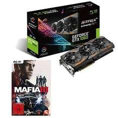 [Alternate auf eBay] ASUS GeForce GTX 1060 STRIX OC für eff 277,88€