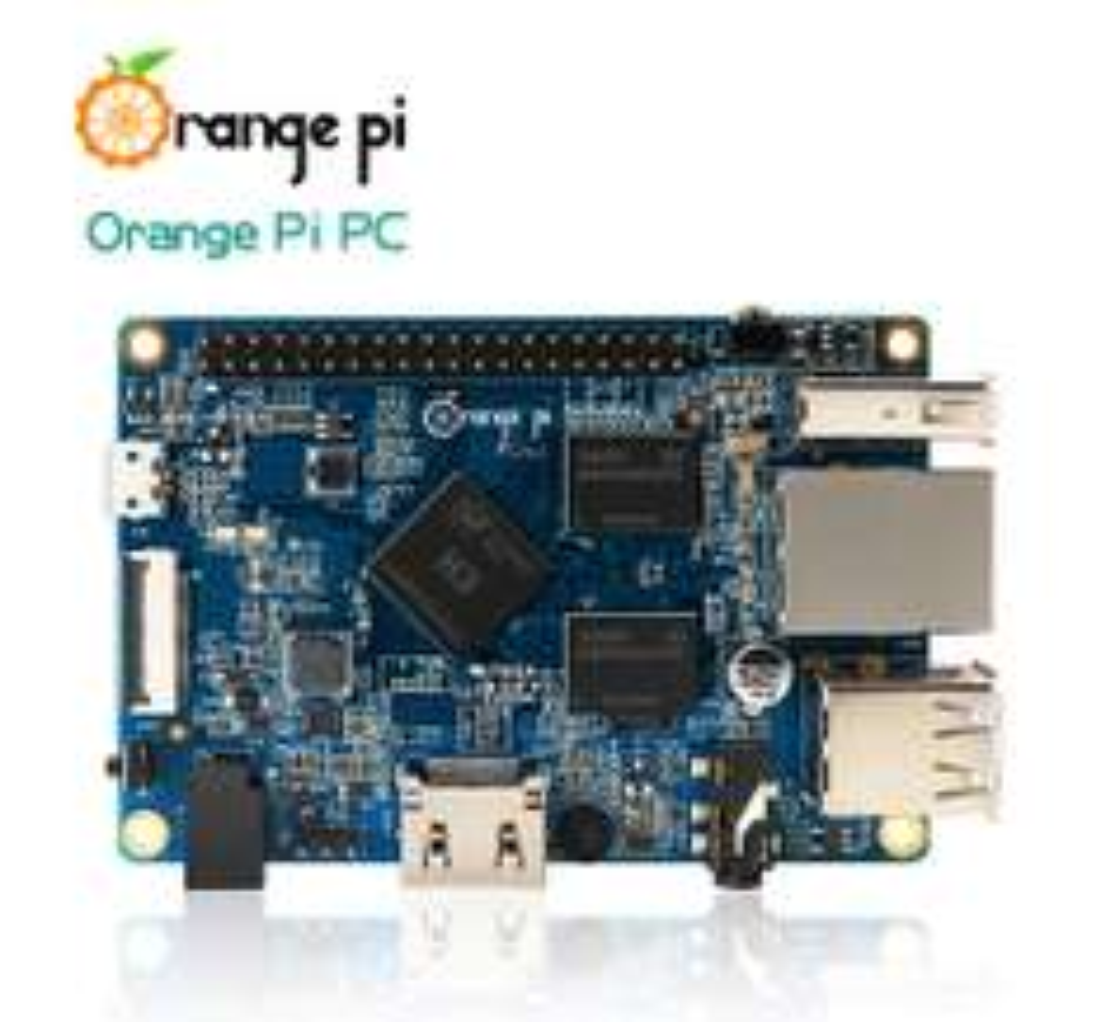 Orange Pi PC H3 Quad-core Learning Development Board Mali400MP2 GPU 1GB DDR3 für nur 12,15€ inkl. Versand [Gearbest]