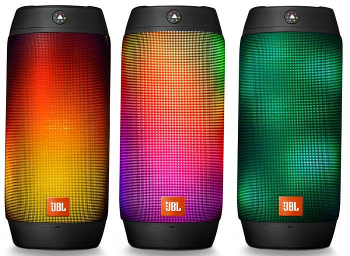 [brands4friends] JBL Bluetooth-Lautsprecher Pulse 2 schwarz für 125,90€