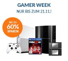 Gamer-Week bei ReBuy - bis zu 60% Rabatt