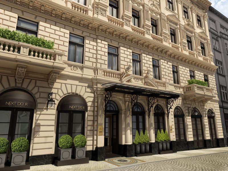 Prag Übernachtung im 5 Sterne Luxus Hotel Cosmopolitan für 93€ inkl. Frühstück und Sauna