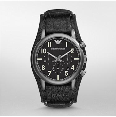 [lokal?] Watch Station Wolfsburg - Emporio Armani Stainless Steel Mens Watch AR1830