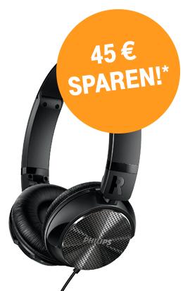Philips SHL3855NC Noise Canceling Kopfhörer
