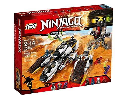 [Amazon Blitzangebot] LEGO NINJAGO 70595 - Ultra-Tarnkappen-Fahrzeug