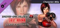 [Steam] DEAD OR ALIVE 5 Last Round: Core Fighters Character: Mila