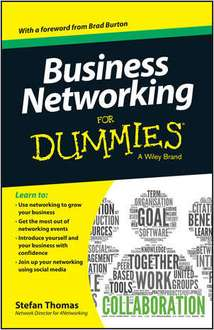 Gratis Business Networking For Dummies eBook in Englisch ($12 Wert)