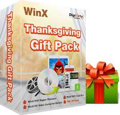 WinX DVD Ripper für Windows & Mac