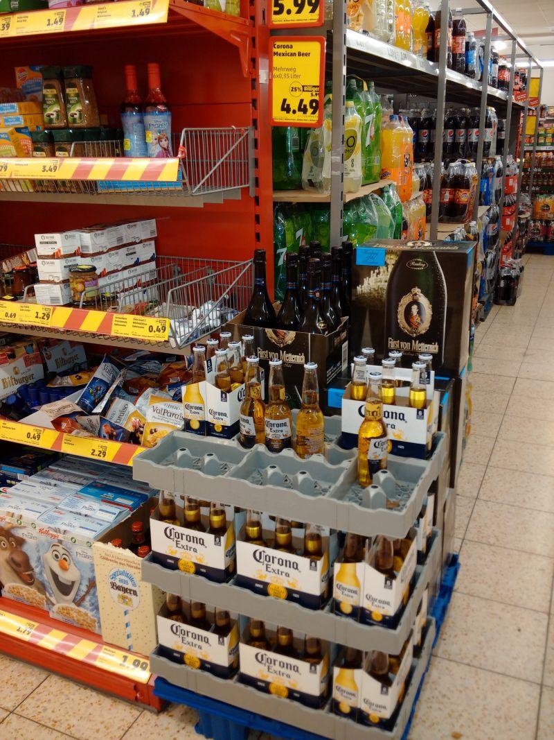 [Lokal Penny Göttingen] Corona Extra Sixpack 4,49 €
