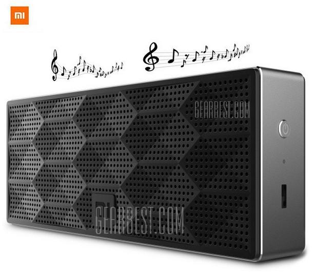 (Gearbest) Original Xiaomi Bluetooth 4.0 Lautsprecher für 16,14€