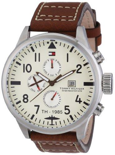 [Prime] Tommy Hilfiger Herren Armbanduhr 1790684