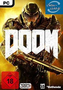 Doom IV Key (PC/Steam) nochmal 1€ günstiger @ebay