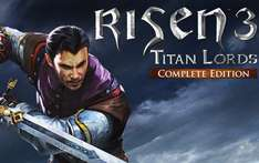 "[Humble Store] [Steam] Risen 3: Titan Lords ""Complete Edition"" ---> 5,99€"