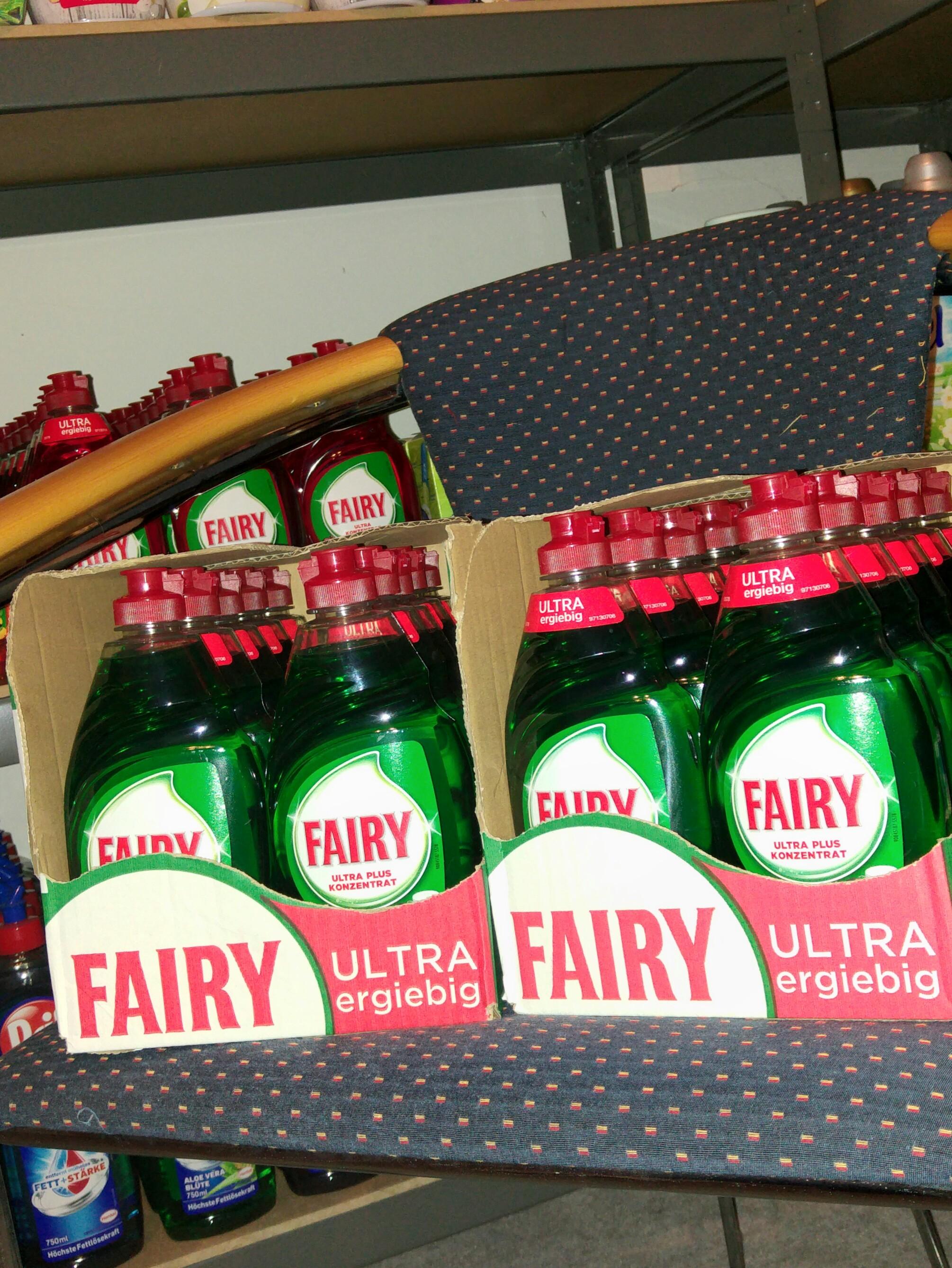 (Kaufland) Abverkauf Fairy Ultra 450ml ohne Gutschein