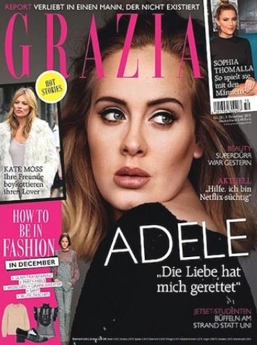 """Gratis """"Grazia"""" Halbjahresabo -selbstkündigend, frei Haus, kostenlos und für manche umsonst ;) [abosgratis.de]"""