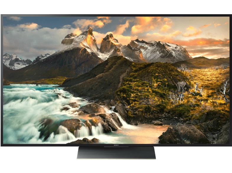 SONY KD65ZD9BAEP für 3799,- anstatt 4689,. LED TV (Flat, 65 Zoll, UHD 4K, 3D, SMART TV, Android TV) (Mediamarkt Nordhorn)