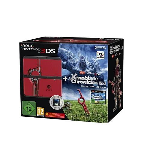 Nintendo™ - New Nintendo 3DS Konsole (Xenoblade Chronicles 3D Bundle) für €169,89 [@ToysRus.de]