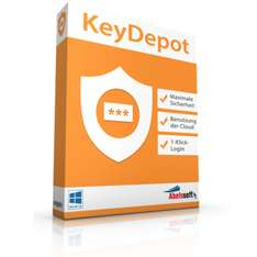 Gratis: KeyDepot 2016 – Passwortmanager
