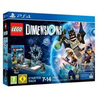 (Lokal) Expertfilialen Süd-West  PS4 LEGO Dimensions Starterpack für nur 20€