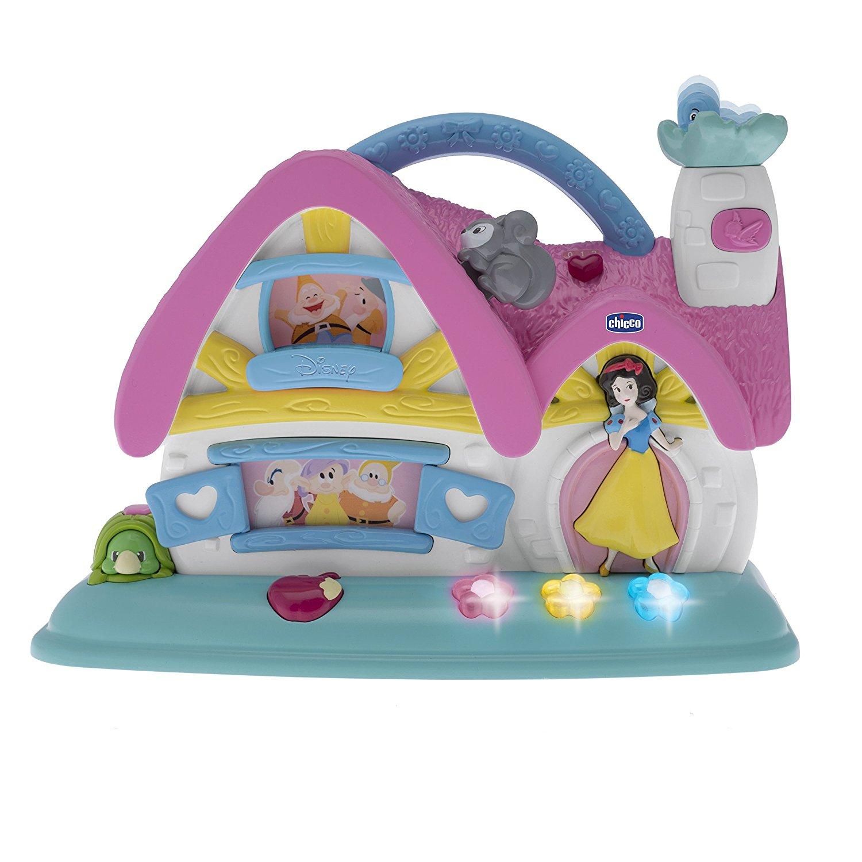 [windeln.de + amazon.de Prime] Chicco Disney Princess Musikhaus Schneewittchen und die 7 Zwerge für 15,55€ inkl. Versand + weitere in der Beschreibung